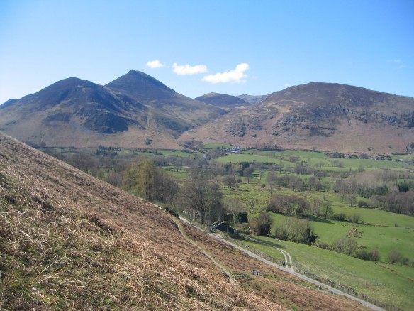 View from Cat Bells