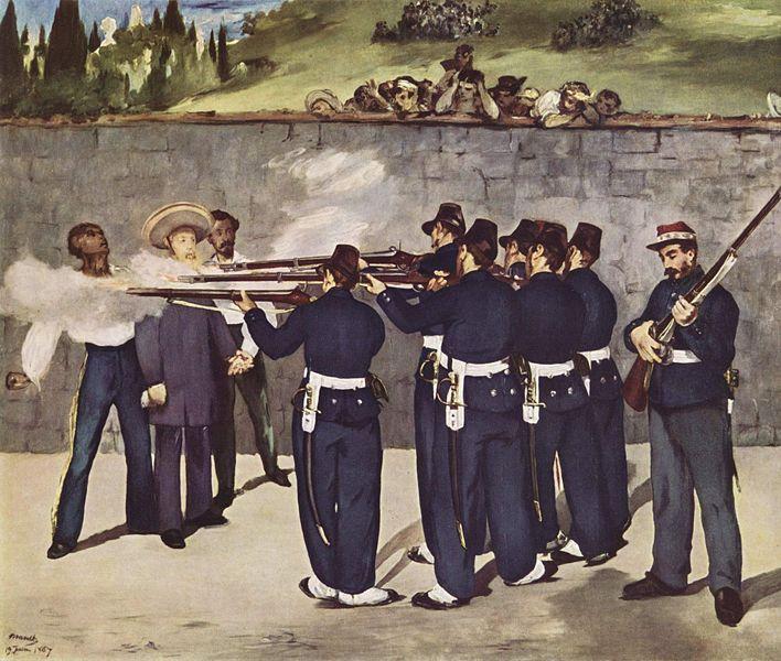 The Execution of Maximillian