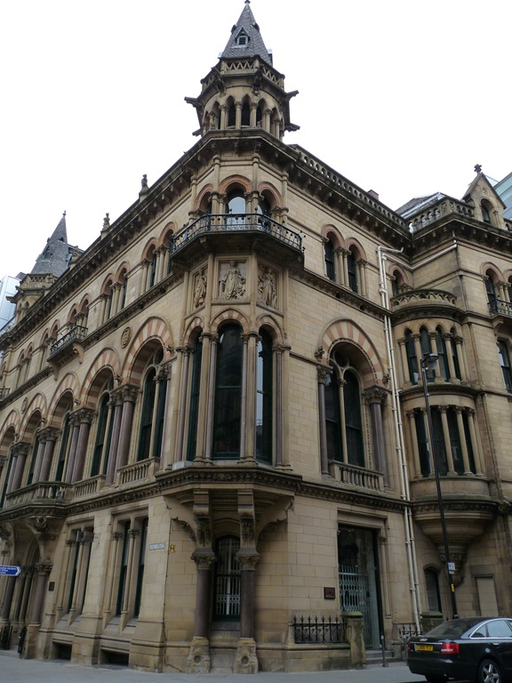 Manchester Reform Club Down By The Dougie