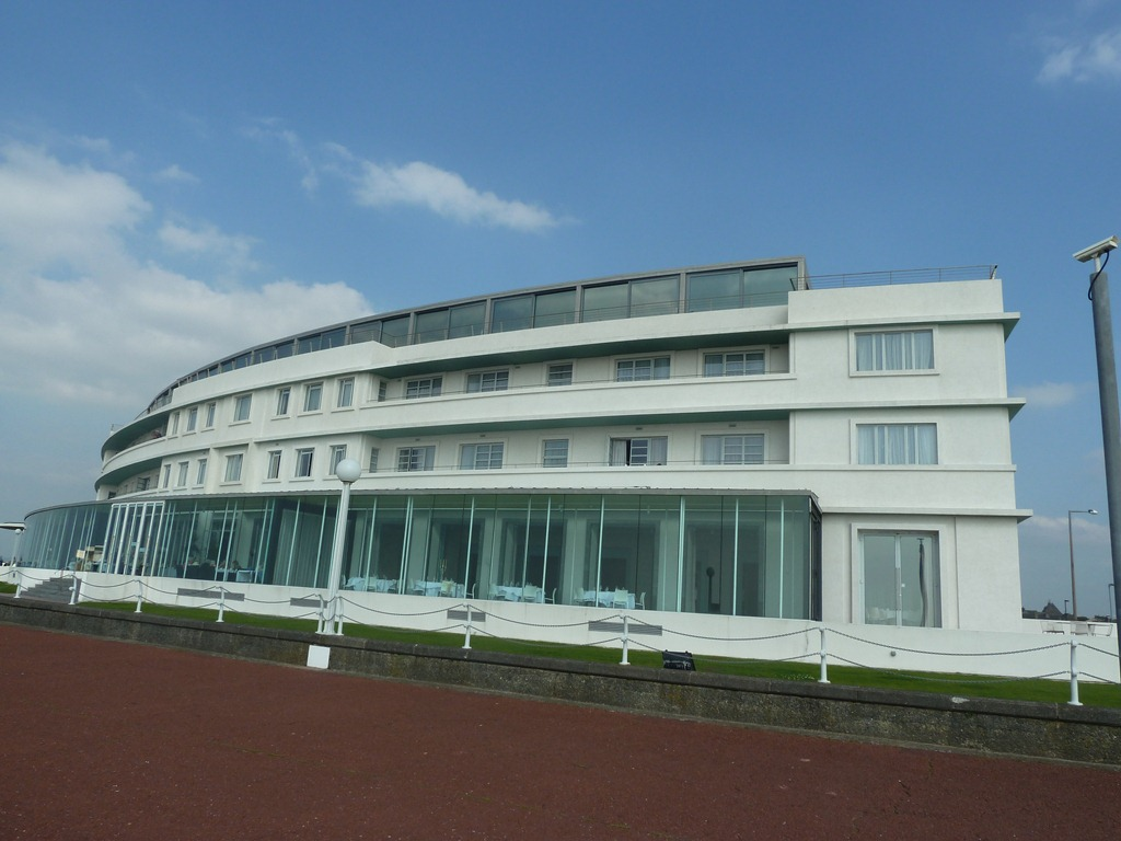 The Midland Hotel Morecambe Down By The Dougie
