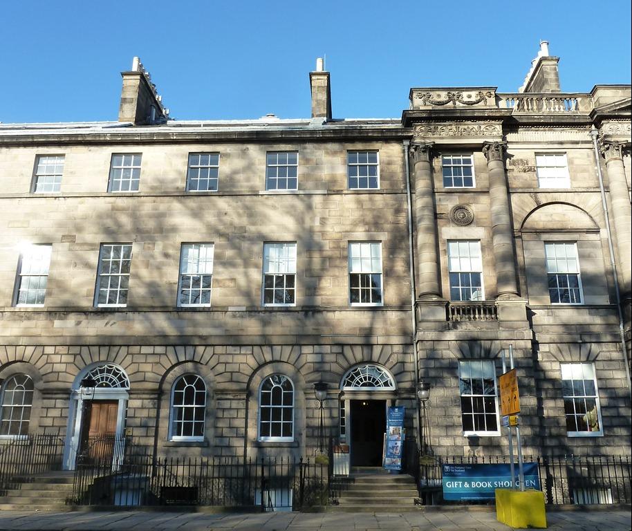 Georgian House Museum Edinburgh Down By The Dougie