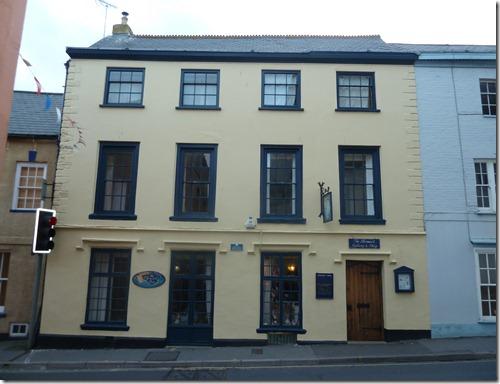 Tudor House Hotel Lyme Regis