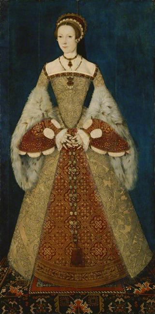 NPG 4451; Catherine Parr