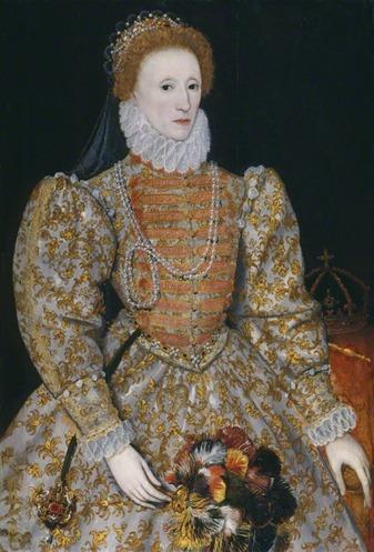 NPG 2082; Queen Elizabeth I