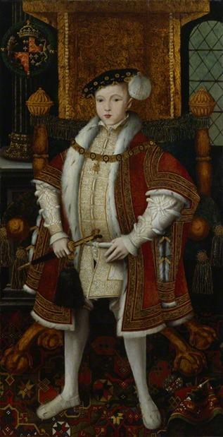 NPG 5511; King Edward VI