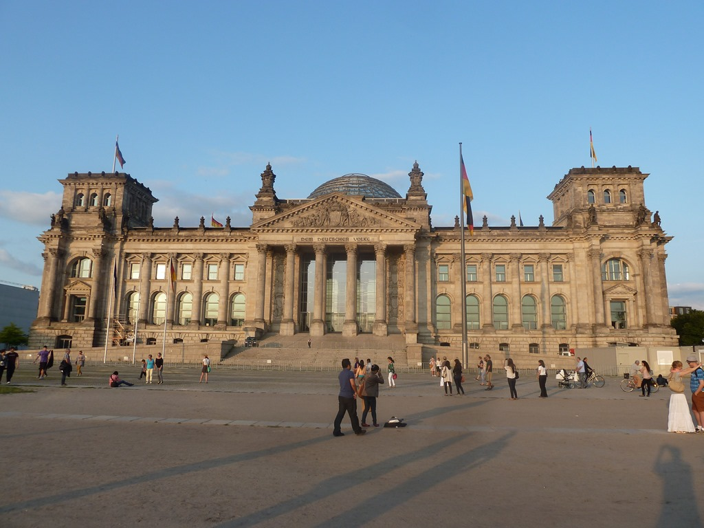 The Reichstag | Down by the Dougie