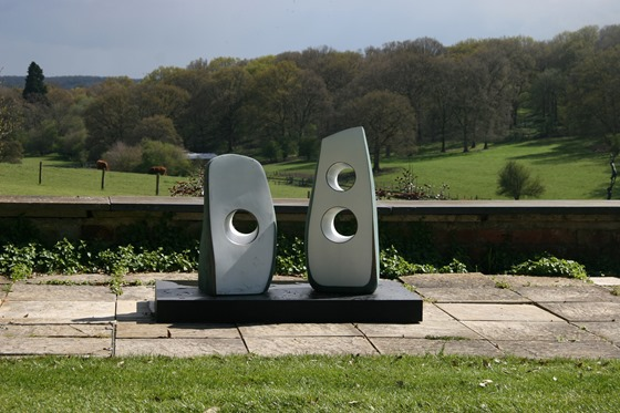 Barbara Hepworth - Summer Dance, 1972