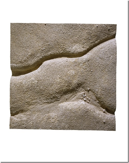 Boyle Family, Coral Quarry Triptych (3 of 3), 2001-2