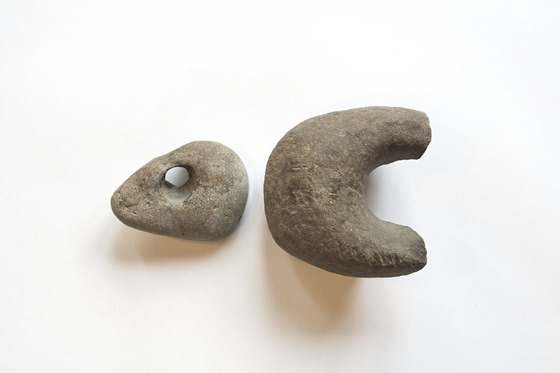 Hare Stone ©Richard Skelton