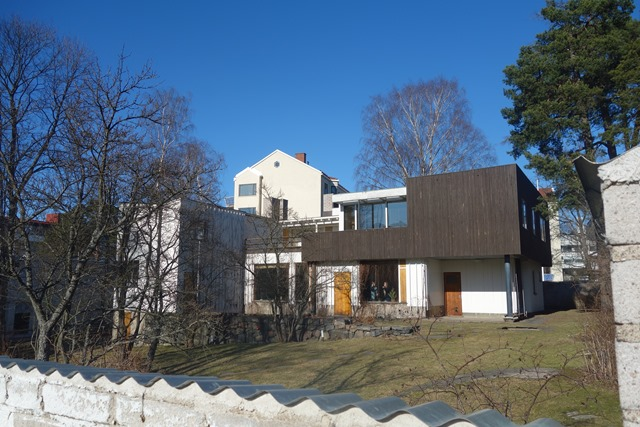 Alvar aalto down by the dougie for The aalto house