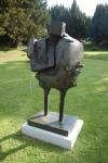 Large Standing armed Figure by Bernard Matthews