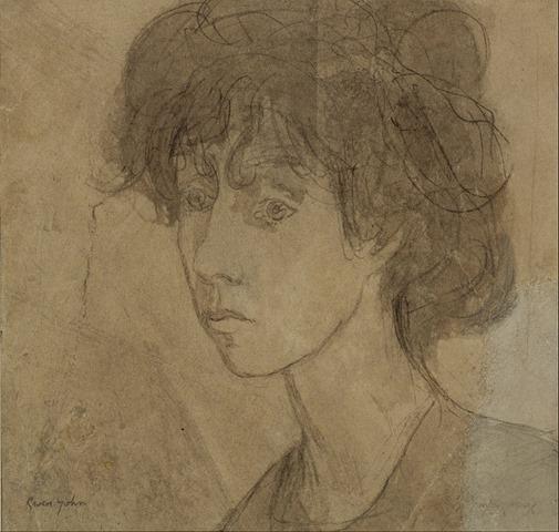 Gwen_John_-_Head_of_a_Woman_-_Google_Art_Project