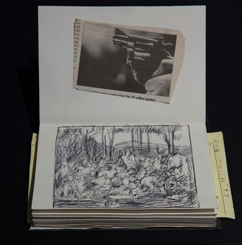 GS sketchbook
