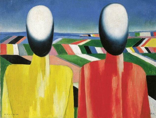 Malevich Peasants 1930