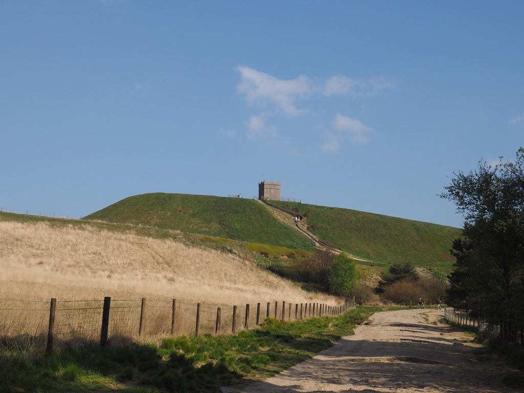Rivington pike and winter hill down by the dougie for The rivington