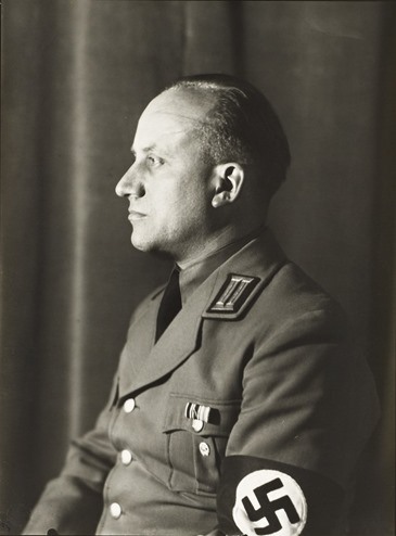 August Sander, National Socialist, Head of Department of Culture