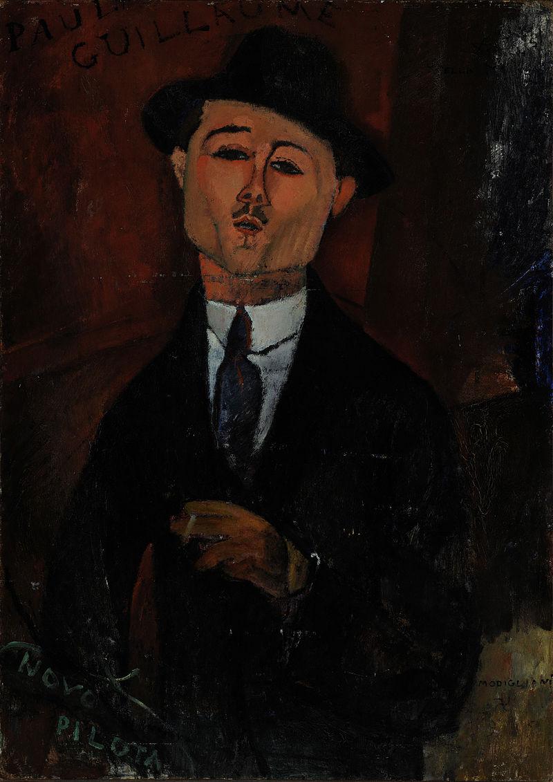 800px-Amedeo_Modigliani_-_Paul_Guillaume,_Novo_Pilota_-_Google_Art_Project